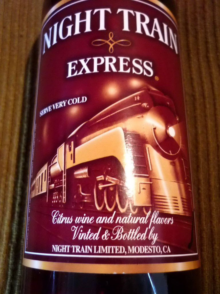 Night train express cocktales by the thirsty blogger for Cocktail express