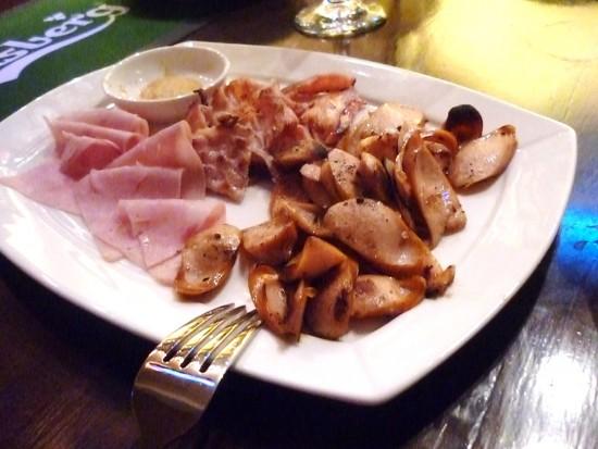 Pork spread