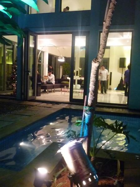 Checked Riche Monde's media party @ Subang