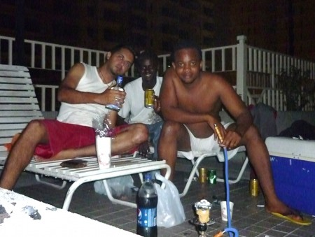 Chillin with Abdoul & Abou