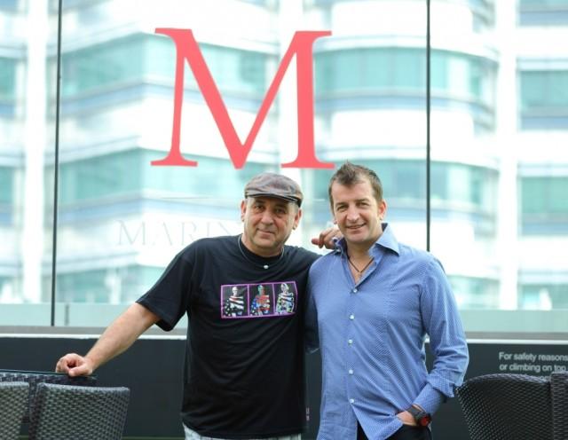 Jose and Modesto